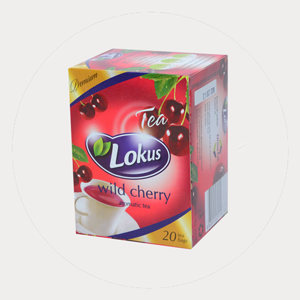 Wild Cherry Aromatic Tea